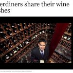 Superdiners Share Their Wine Crushes
