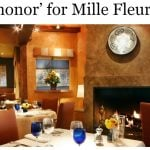An honor' for Mille Fleurs